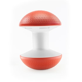 Red Ballo Stool
